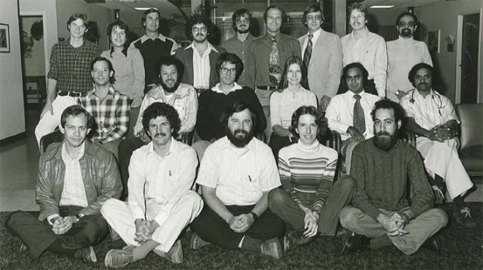Family Medicine Residency Class of 1980
