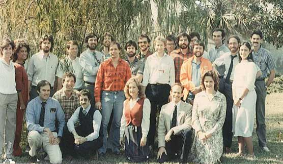 Family Medicine Residency Class of 1986