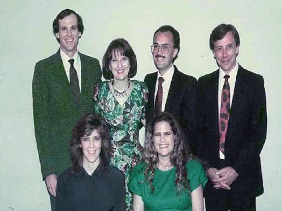 Family Medicine Residency Class of 1991
