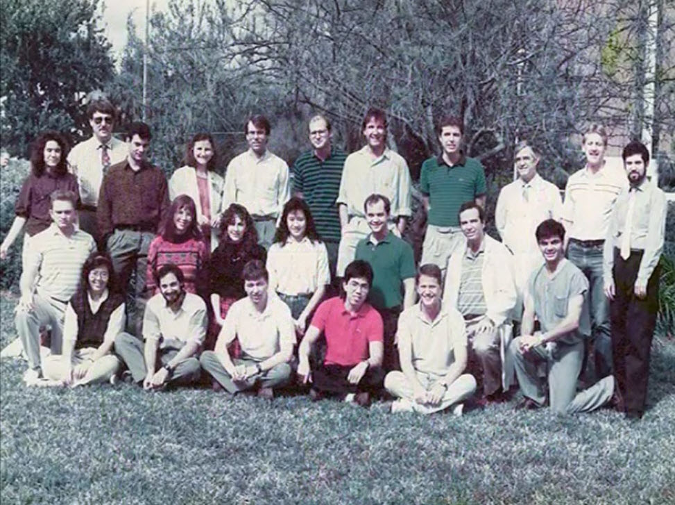 Family Medicine Residency Class of 1992