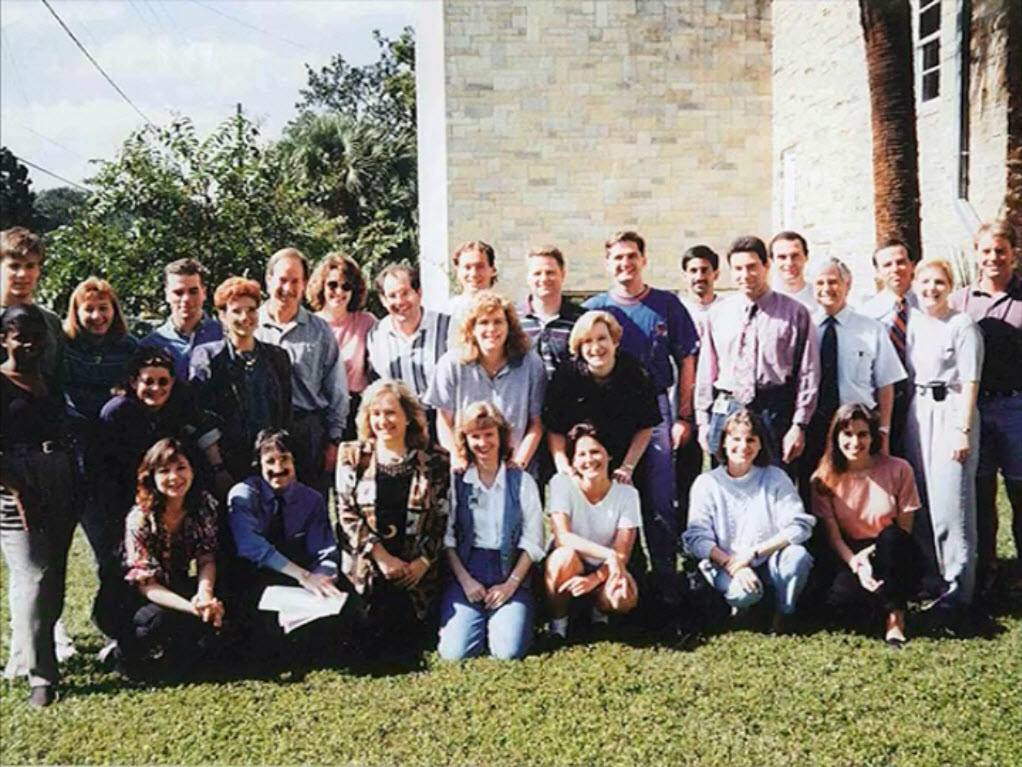 Family Medicine Residency Class of 1995