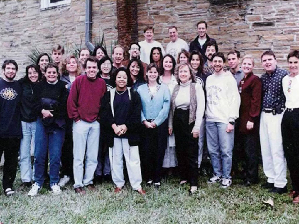 Family Medicine Residency Class of 1997