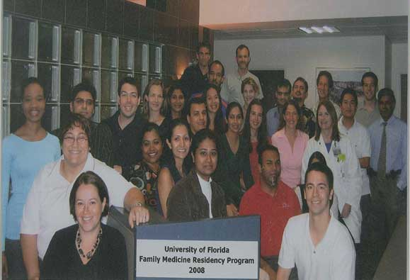 Family Medicine Residency Class of 2008