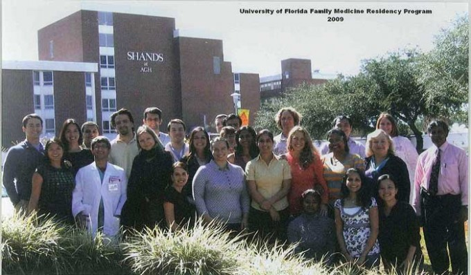 Family Medicine Residency Class of 2009