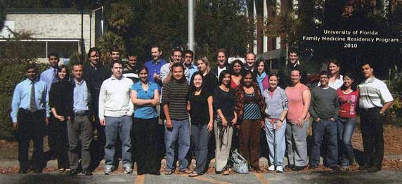 Family Medicine Residency Class of 2010