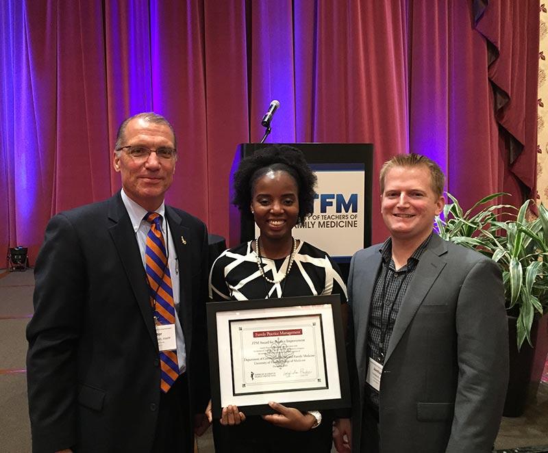 2015 STFM CPI Award