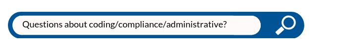 CHFM Coding/Admin