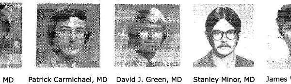 UF Family Medicine Residency Graduates 1978