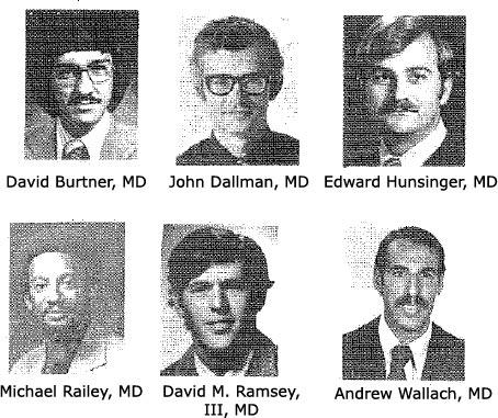 UF Family Medicine Residency Graduates 1979