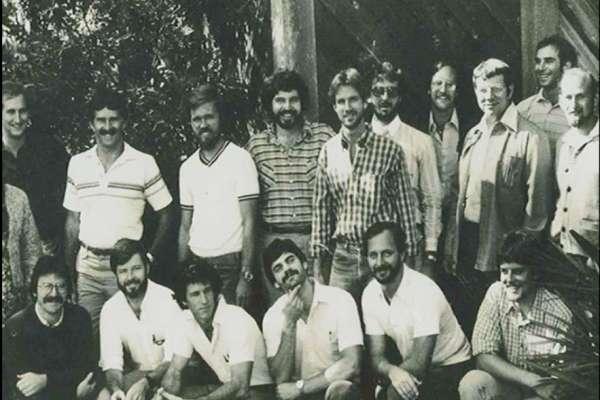 UF Family Medicine Residency Graduates 1984