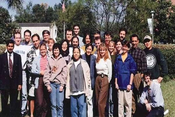 UF Family Medicine Residency Graduates 1999