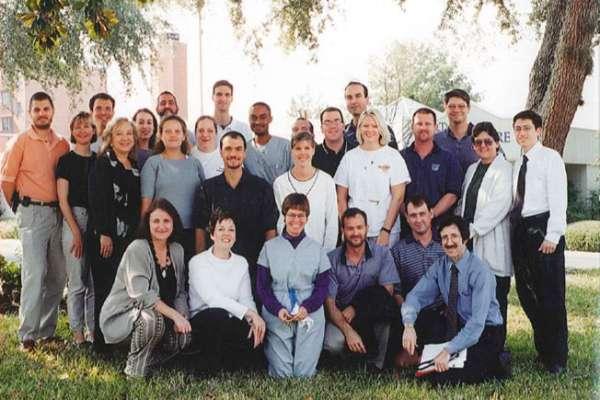 UF Family Medicine Residency Graduates 2001