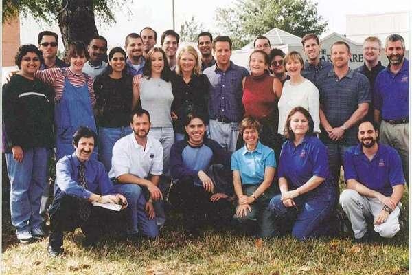 UF Family Medicine Residency Graduates 2002