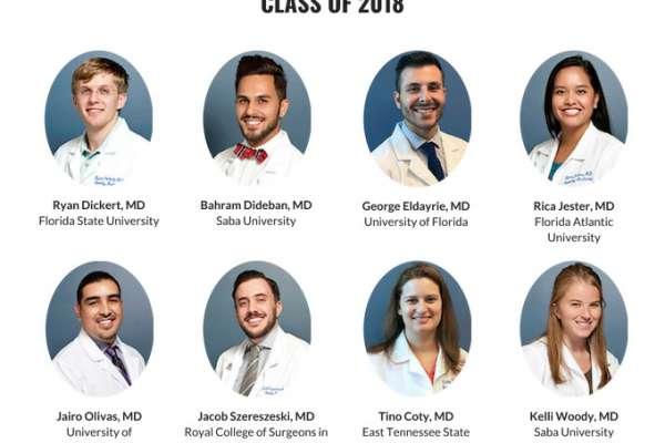 UF Family Medicine Residency Graduate 2018