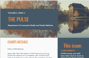 THE PULSE - Vol 5 Issue 3