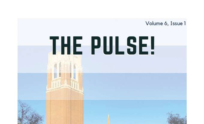 Pulse Vol. 6 Iss. 1 Cover Image